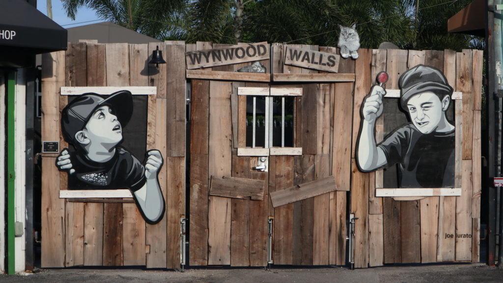 'Dear Sweethaven' in Wynwood, Miami
