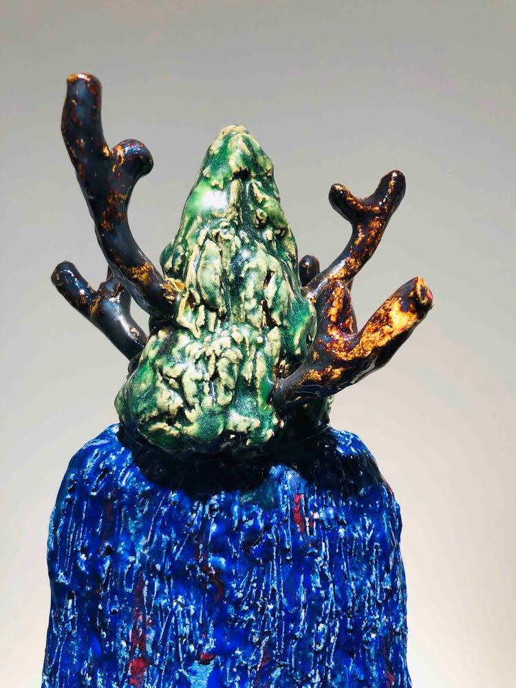Compost 462019H39 x D14 x W16 cmCeramic and lacquer