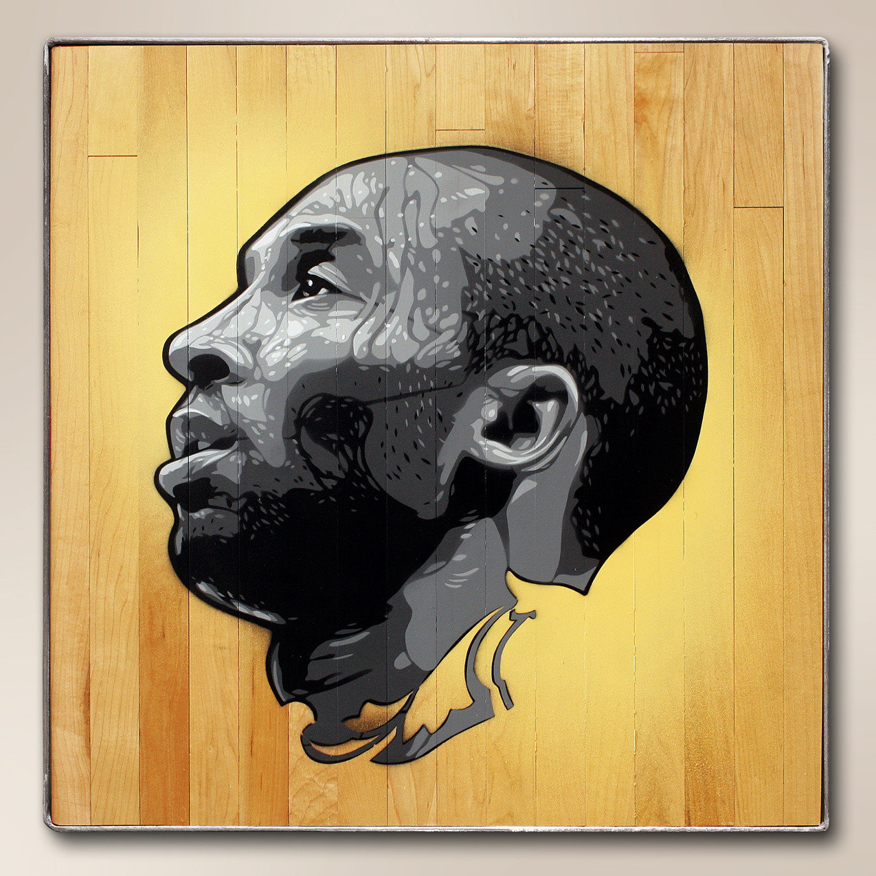 'Kobe Bryant' -  2011 for the NBA and Art of Basketball