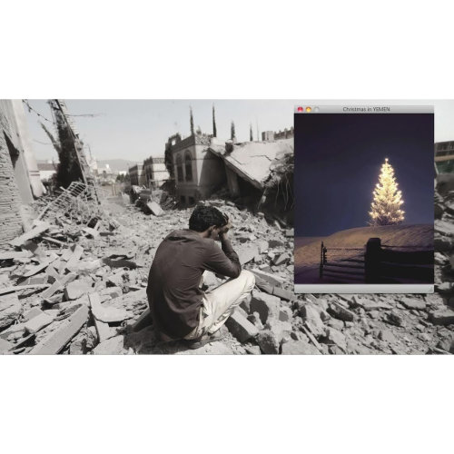 CHRISTMAS IN YEMEN BY IGOR DOBROWOLSKI