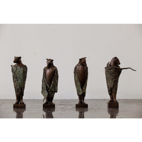 Bat Series 1-4 2014 Bronze