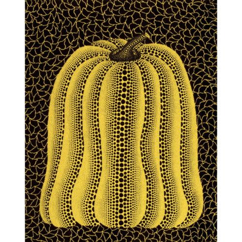 Pumpkin  1982 68.6 x 55 cm Screenprint Edition of 50