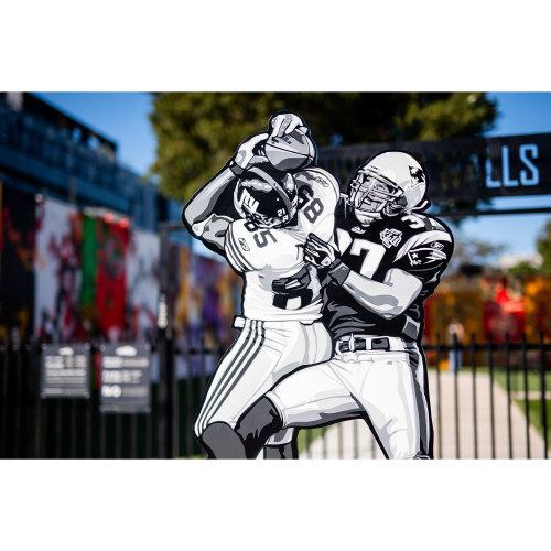 Super Bowl LIV: Collaboration with the NFL X Goldman Global Arts