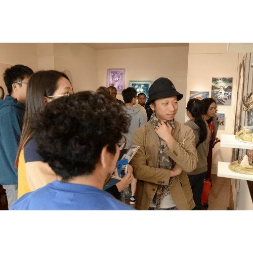 Gin Huang Gallery Taichung Opening
