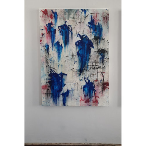 Child047 Untitled  2021,  Oil on Canvas,  180 x 130 cm