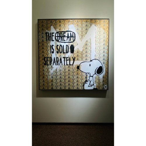 Van Ray Solo Show in Taichung
