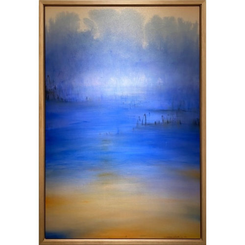 La Composition N 20-06-15 2015 195 x 130 cm Acrylic on Canvas