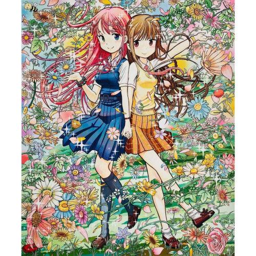 二人の (Ours)   2020 58 x 48.4 cm Archival Pigment Print, Silkscreen Edition of 100