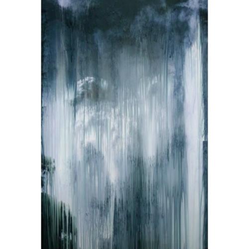 Flood -6 2010 105 x 180 cm Mixed medias on canvas