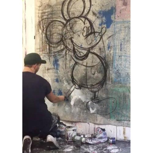 Video|George Morton-Clark Creative Process Part II
