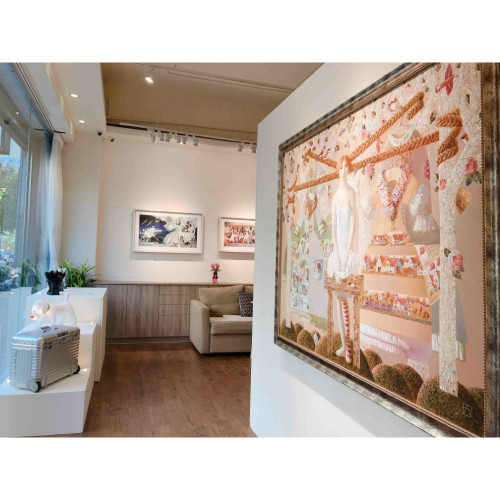 回憶未來 2018 GIN HUANG Gallery