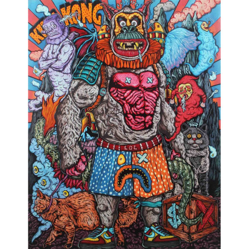 King Kong Mode - The Journey Begin!