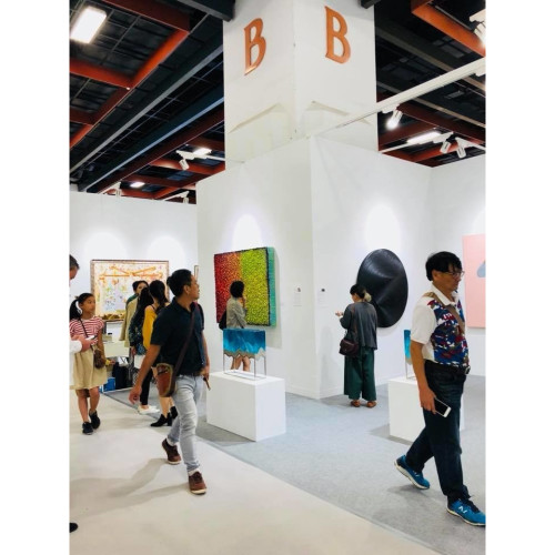 Art Taipei 2018 GIN HUANG Gallery