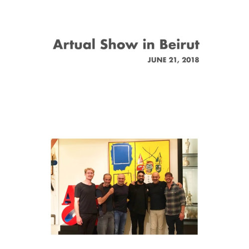 Artual Show in Beirut