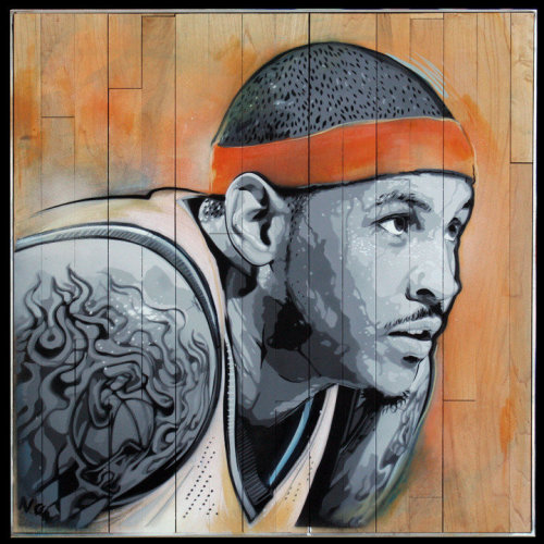 'Melo' -  2011 for the NBA and Art of Basketball