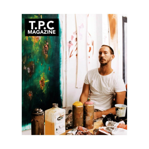 INTERVIEW FOR T.P.C MAGAZINE AMSTERDAM