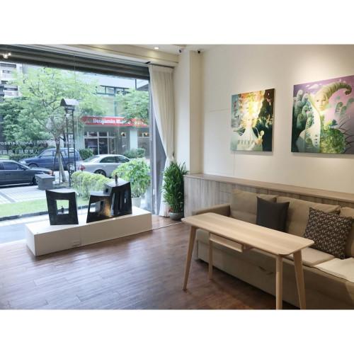 人間穿越 2017 GIN HUANG Gallery