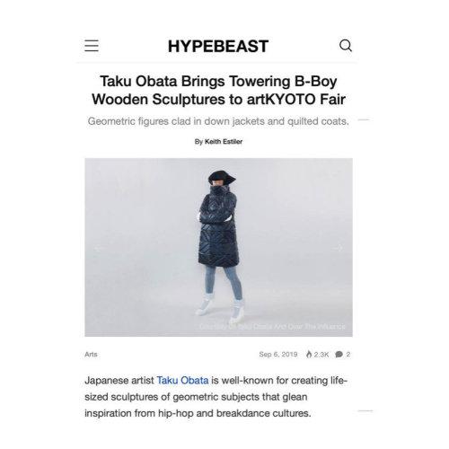 Hybeast- Taku Obata
