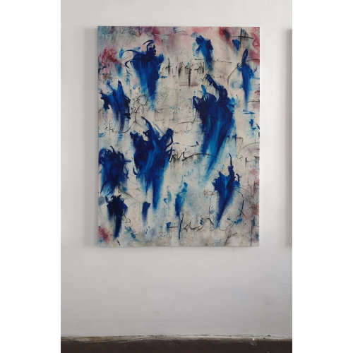 Child045 Untitled  2021,  Oil on Canvas,  180 x 130 cm