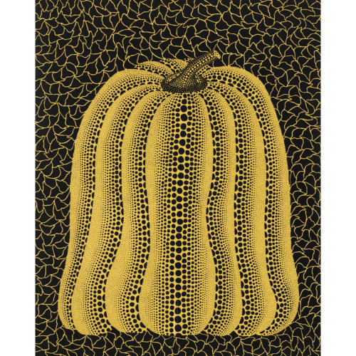 Pumpkin  1986 90.2 x 72 cm Screenprint Edition of 75