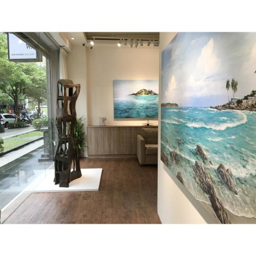 閑閑 2018 GIN HUANG Gallery