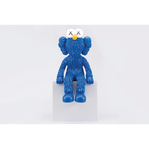 Seeing by Kaws 2018 37 x 17.4 x 18.6 cm Alloy / ceramic / LED light Edition of 250