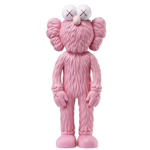 KAWS|BFF Pink