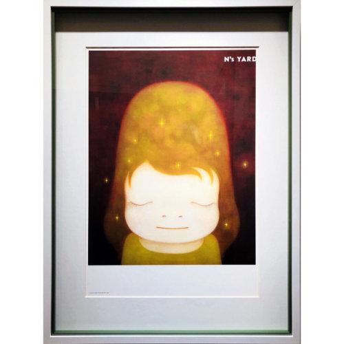 The Little Star 2018 97.5 x 73 cm Frame poster