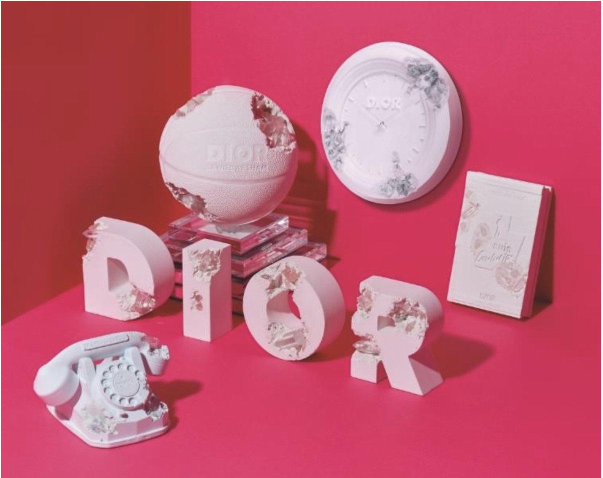 佳士得線上拍賣 丹尼爾‧阿爾軒(DANIEL ARSHAM):未來考古學