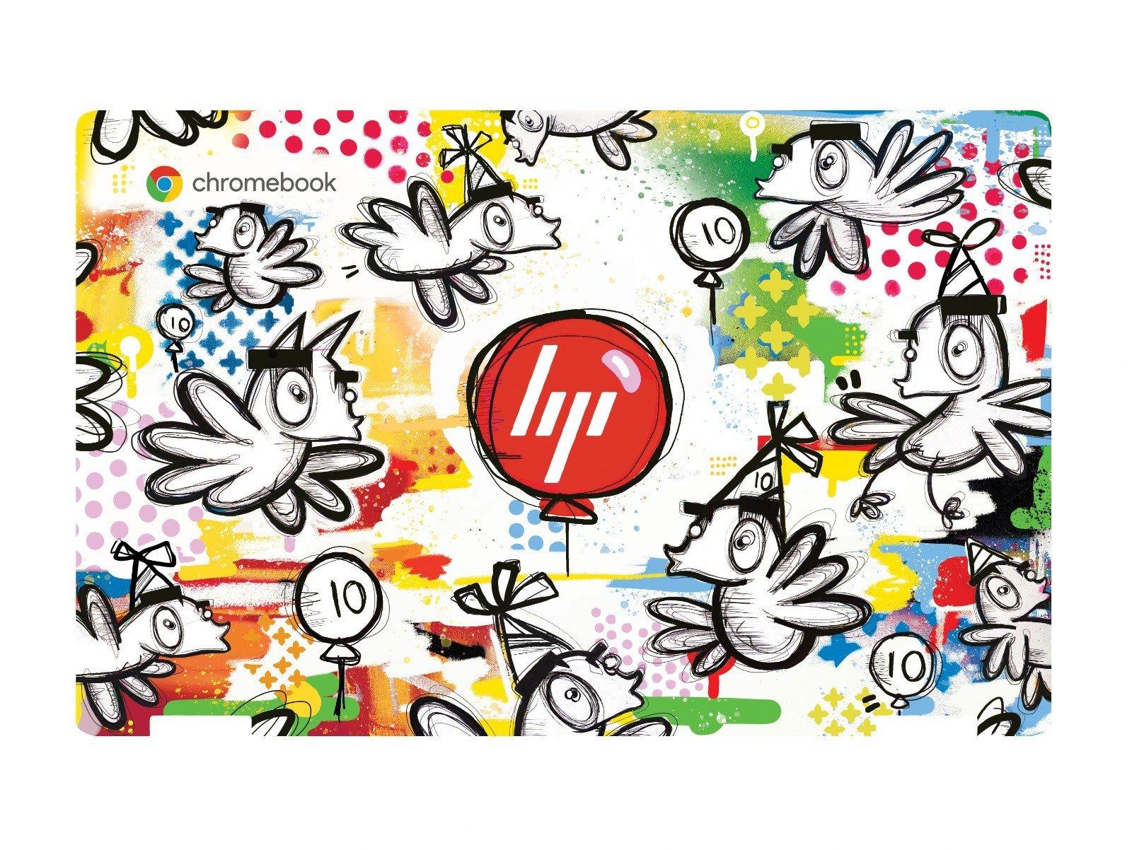 HP x Google x Loes van Delft