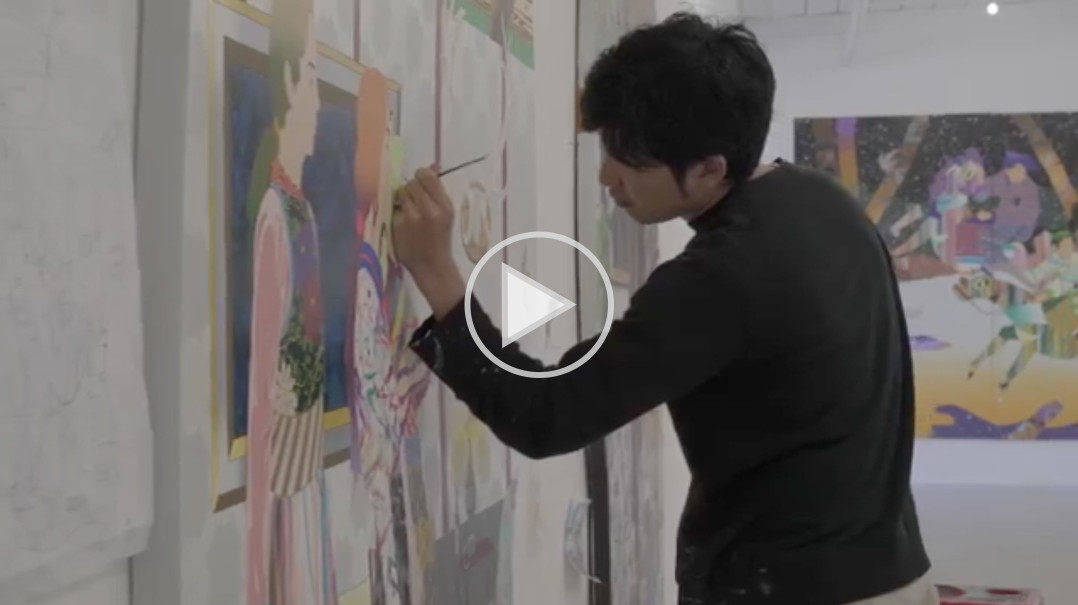 Tomokazu Matsuyama's first solo exhibition in Long Museum West Bund - 'Accountable Nature'