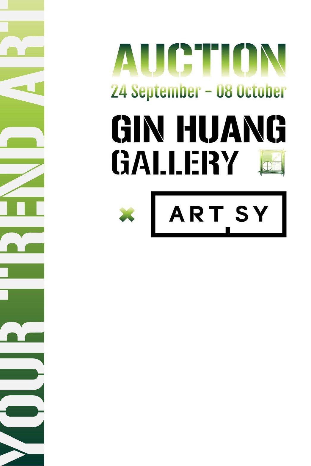 Gin Huang Gallery X ARTSY