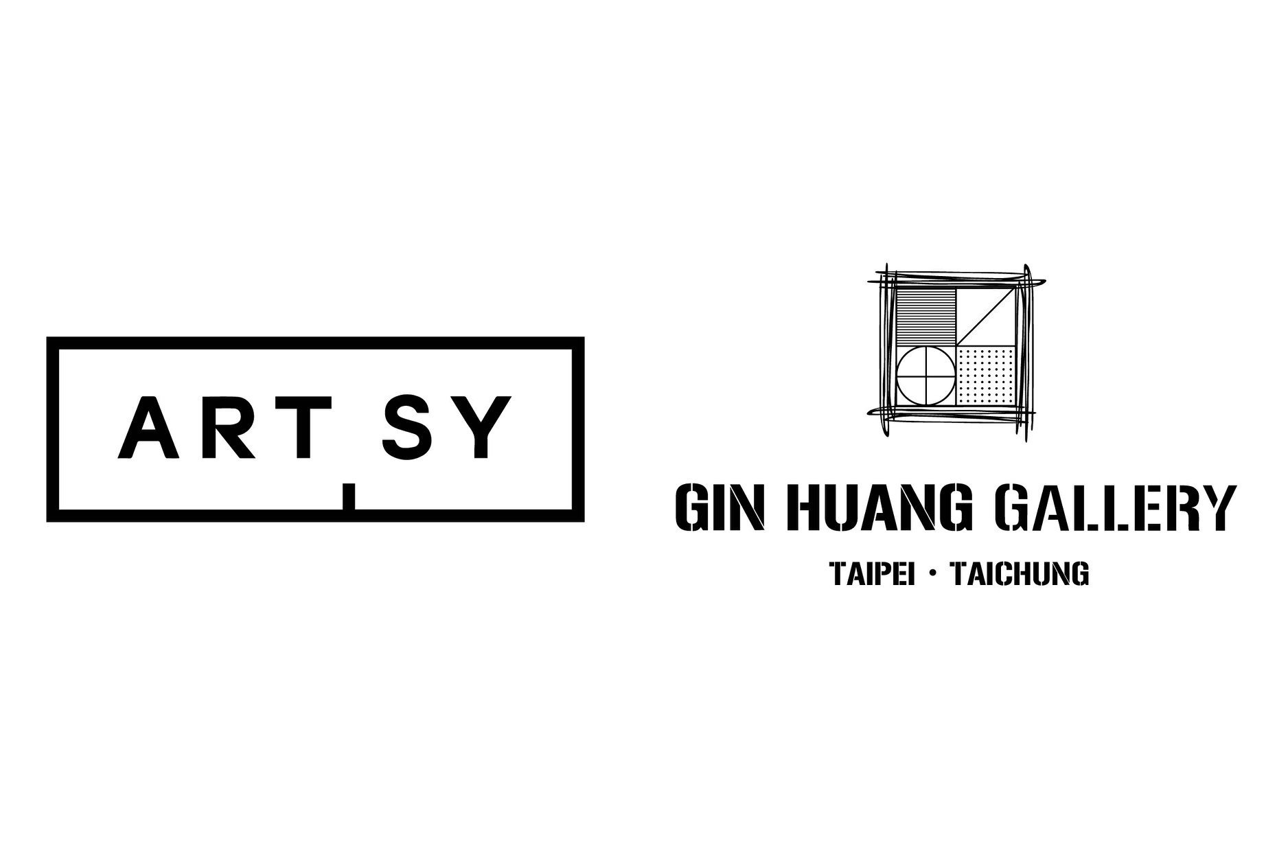 Artsy x Gin huang gallery co-declaration