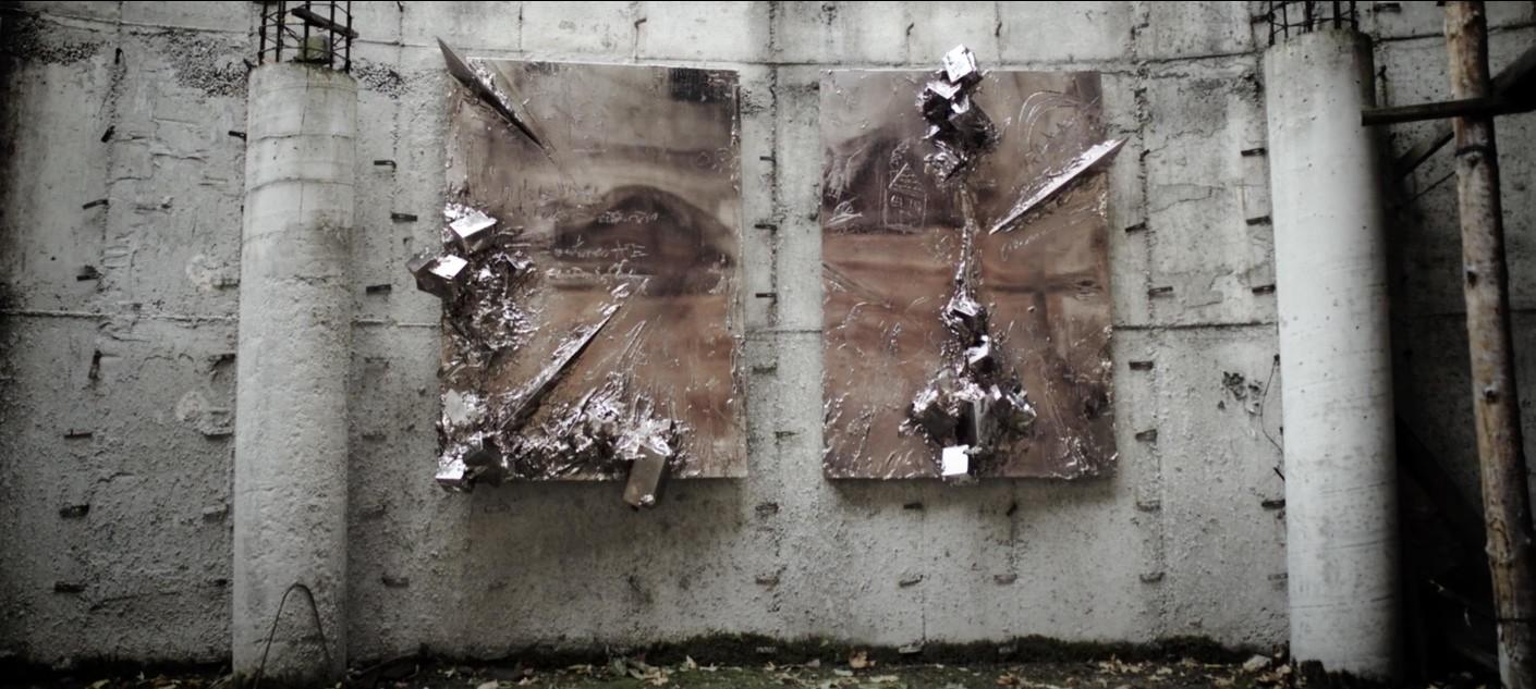 Mirror artworks' by Igor Dobrowolski