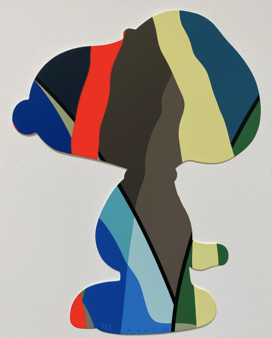 KAWS Announces Limited Print Releases to Benefit Charities