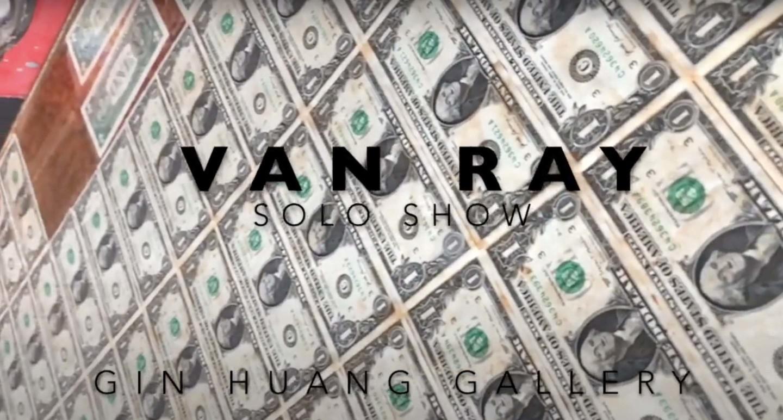 Van Ray solo show