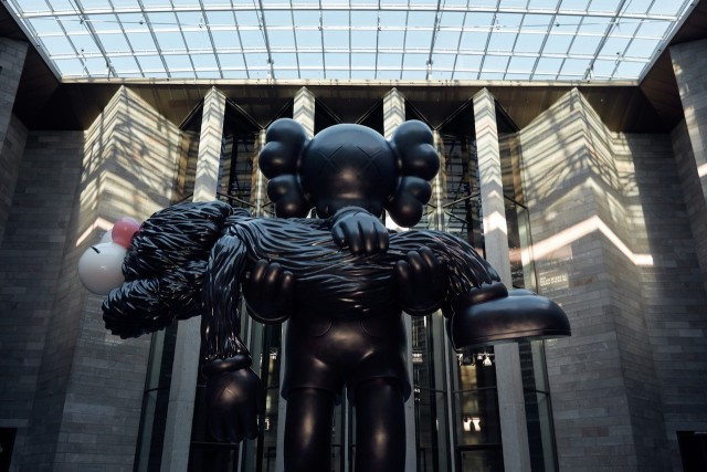Hypebeast An Exclusive Look Inside Kaws Companionship In The