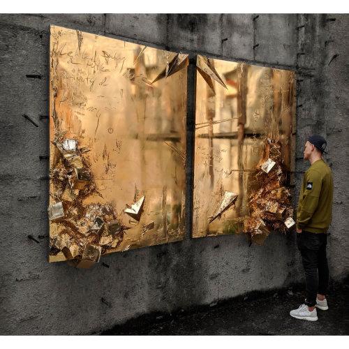 波蘭藝術家伊戈爾・多布羅沃斯基作品分享