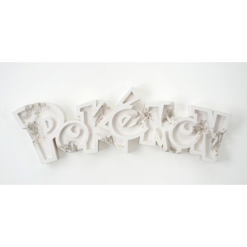 Video|Daniel Arsham 'Relics of Kanto Through Time' is coming soon