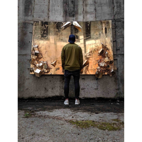 Now on View!! 榮幸地宣布田奈藝術即將有新的代表藝術家