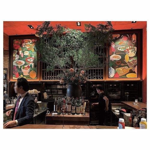 Press|日本藝術家平子雄一與Union Square Tokyo餐廳合作