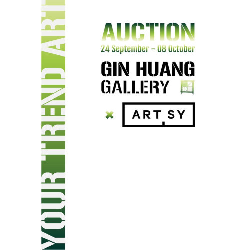 NEWS|GIN HUANG Gallery x ARTSY AUCTION