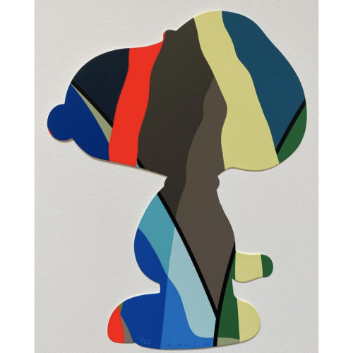 Artist Kaws announces releases limited print for benefit charities