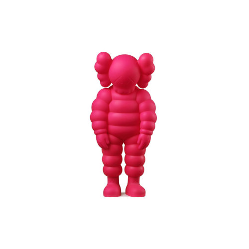KAWS|WHAT PARTY Pink