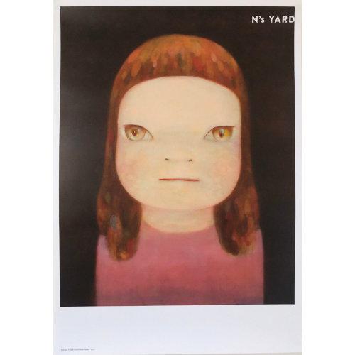 Yoshitomo Nara|N's YARD poster Midnight Truth