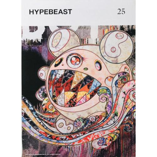 Takashi Murakami x Hypebeast|Poster