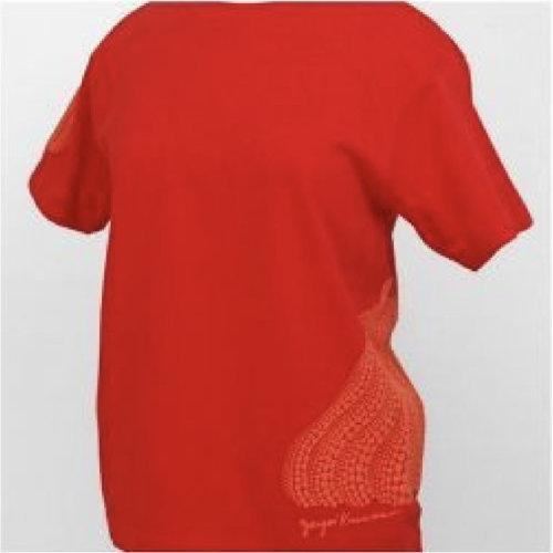 Yayoi Kusama T-shirt Red
