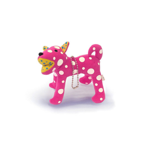 Yayoi Kusama|RING-RING Plush (Soft Toy)