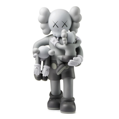 KAWS|Clean Slate Grey