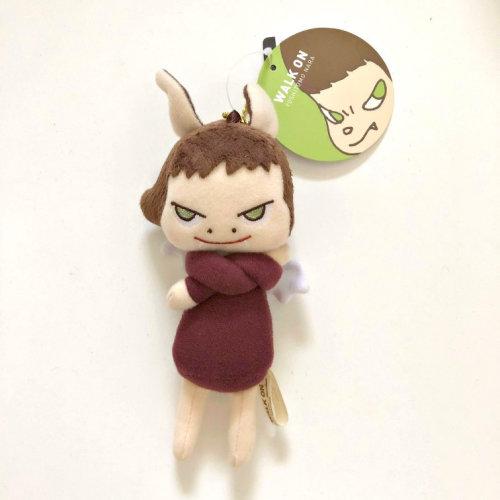Yoshitomo Nara|Black Guard Angel Doll (w/ chain)